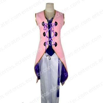 Tales of Symphonia Zelos Wilder Cosplay Costume any size