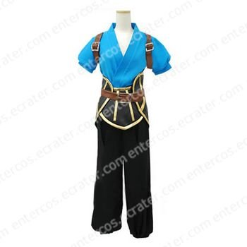 Tales of the Abyss Cosplay Costume  any size