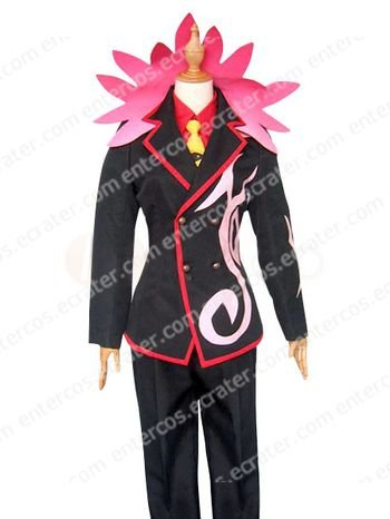 Tales of the Abyss Dist the Reaper Halloween Cosplay Costume  any size