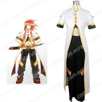 Tales of the Abyss Luke Fon Fabre Halloween Cosplay Costume any size