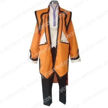 Tales of the Abyss Refill Sage Cosplay Costume  any size
