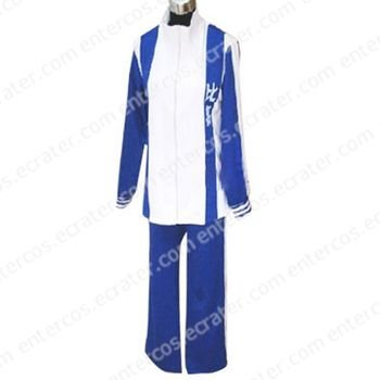 Prince Of Tennis Higa Middle School Winter Uniform Cosplay Costume any size