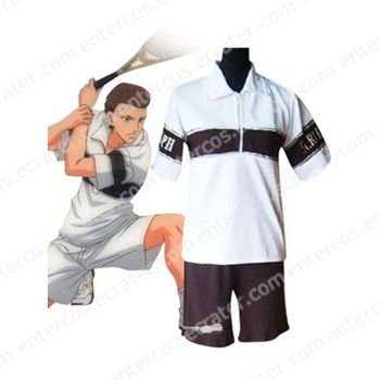 Prince Of Tennis St. Rudolph Middle School Summer Uniform Cosplay Costume any size