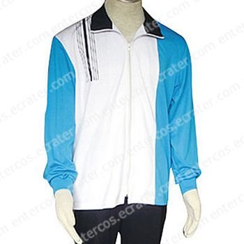 Prince of Tennis Winter Jacket Halloween Cosplay Costume  2 any size