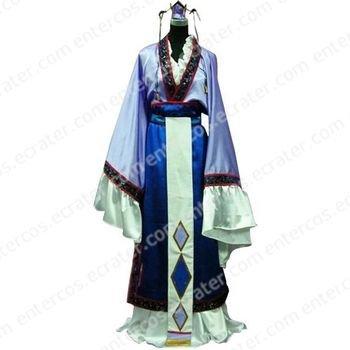 The Story of Saiunkoku Ryuki Shi Cosplay Costume any size