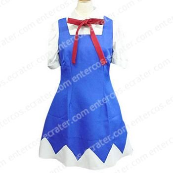 Phantasmagoria of Dim. Dream Cirno Cosplay Costume any size