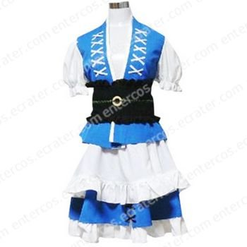 Phantasmagoria of Dim. Dream Komachi Cosplay Costume any size
