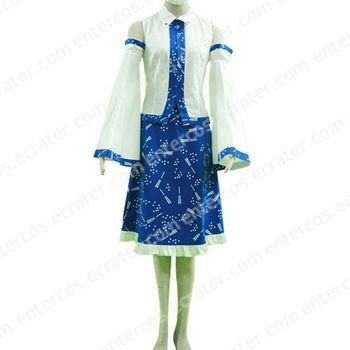 Touhou Project Cosplay Costume  any size