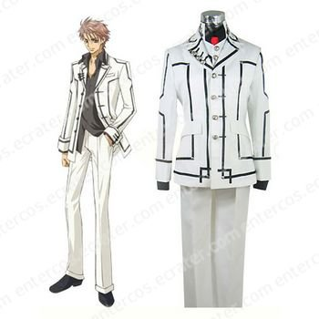 Vampire Knight Boy Night Cosplay Halloween Uniform any size