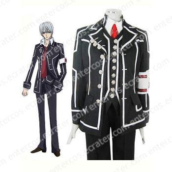 Vampire Knight Boys' Day Class Halloween Cosplay Uniform  any size