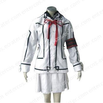 Vampire Knight Night Class Girl Kurosu Yuuki Halloween Cosplay Costume  any size