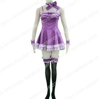 Vampire Knight Yuuki Cross Evening Dress Cosplay Costume any size