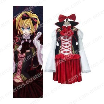 Vocaloid 2 Cosplay Costume any size