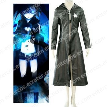 Vocaloid Black�Rock Shooter Cosplay Costum any size