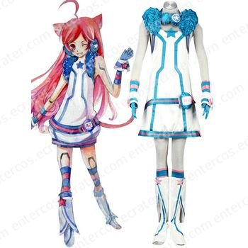 Vocaloid Cosplay Costume 2   any size