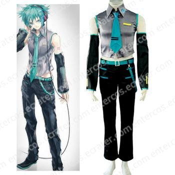 Vocaloid Hatsune Mikuo Halloween Cosplay Costume any size
