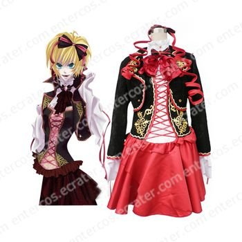 Vocaloid Kagamine Len Cosplay Costume  any size