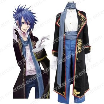 Vocaloid Kaito Cosplay Costume  any size