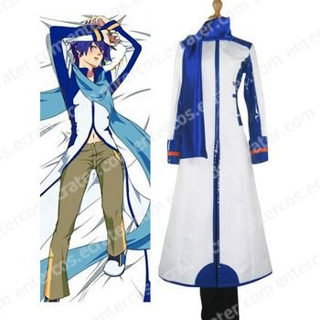 Vocaloid Kaito Halloween Cosplay Costume  any size