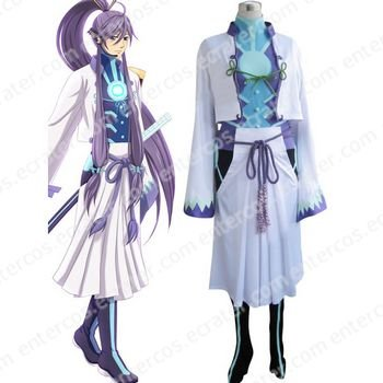 Vocaloid Kamui Gackpoid Halloween Cosplay Costume any size