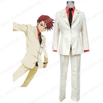 Umineko No Naku Koro Ni Battler Cosplay Costume any size