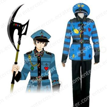 Anime Halloween Cosplay Costume  any size