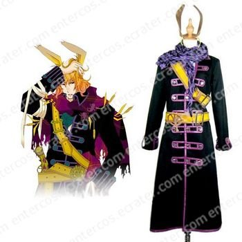 Wonderful Wonder World Cosplay Costume  any size