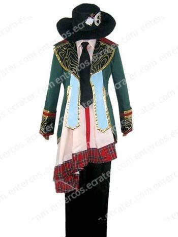 Wonderful Wonder World Cosplay Costume 2   any size