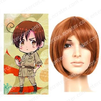 Cosplay wigs - Lovino Vargas  wigs from Axis Powers HETALIA