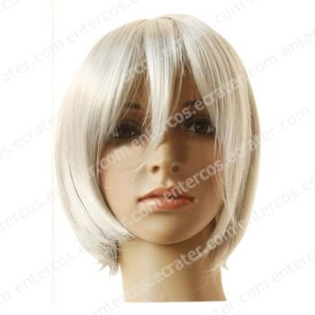 Hetalia Axis Powers Iceland 40cm Cosplay Wig