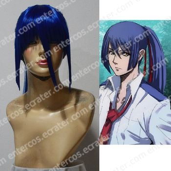 Cosplay wigs - Saotome Alto 80cm wigs from Macrosss F