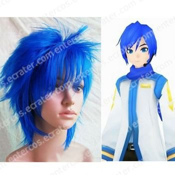 Cosplay wigs - KAITO  wigs from VOCALOID