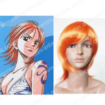 Cosplay wigs - Nami  wigs from One piece