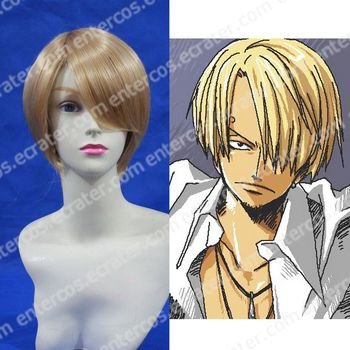 Cosplay wigs - Sanji wigs from One piece