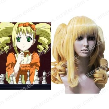 Cosplay wigs - Elizabeth  wigs from kuroshitsuji