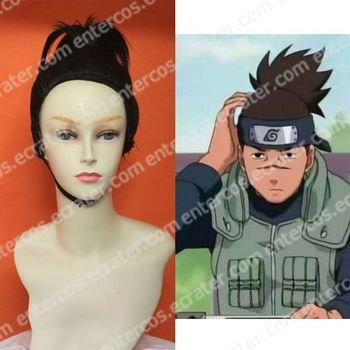 Cosplay wigs - Umino Iruka wigs from Naruto