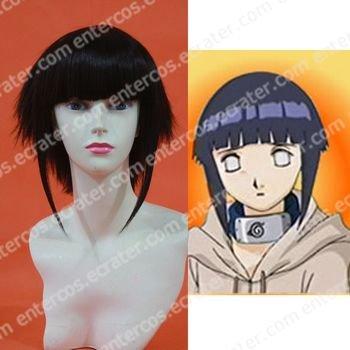 Cosplay wigs - Hyuuga Hinata wigs from Naruto
