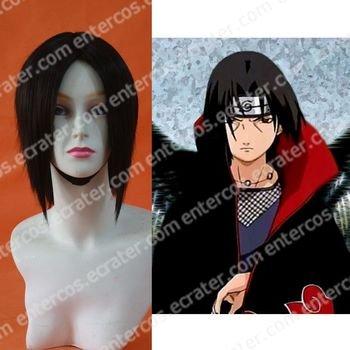 Cosplay wigs - Uchiha Itachi  short wigs from Naruto