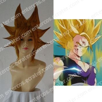 Cosplay wigs - Son Gohan Commission wigs Grown from Dragon Ball Z