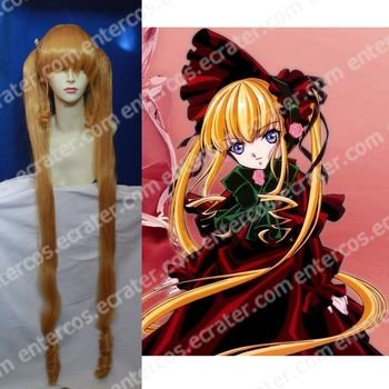 Cosplay wigs - Pure Ruby wigs  from Rozen Maiden
