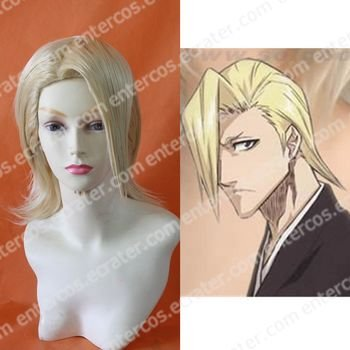 Cosplay Wig - Kira Izuru  wigs from Bleach