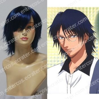 Cosplay Wig -  Oshitari Yushi wigs from The.Prince.of.Tennis