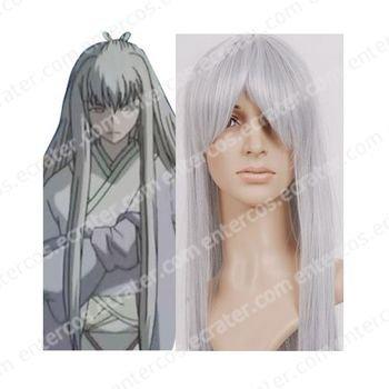 Vampire Knight Shizuka Hiou Light Golden 80cm Nylon Cosplay Wig