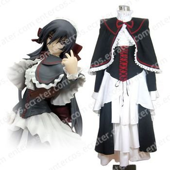 April Cosplay Costume  any size