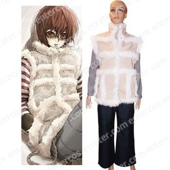 Death Note Matt Cosplay Costume any size