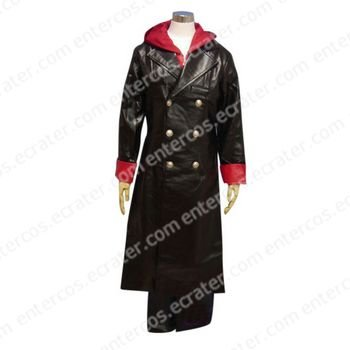 Devil May Cry Nero Cosplay Costume any size