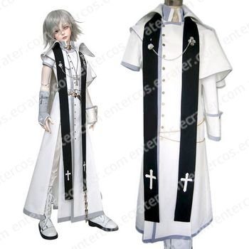 DOD Doll SHA Cosplay Costume any size
