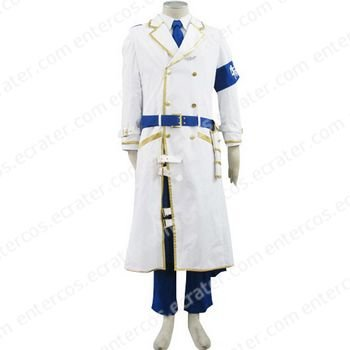 Dolls The First Unit Uniform�White�Cosplay Costume any size