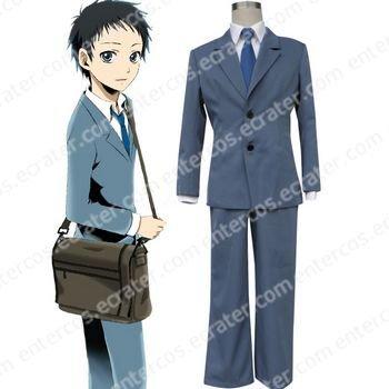 Durarara!! Male Uniform Cosplay Costume any size
