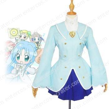 Fushigiboshi No Futago Hime Gyu Fine Cosplay Costume 2 any size